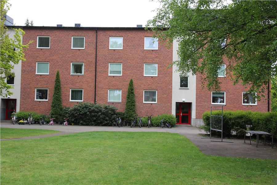 Ledig lägenhet i Växjö